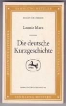 کتاب آلمانی die deutsche kurzgeschichte
