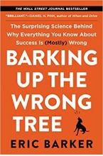 كتاب Barking Up the Wrong Tree
