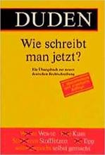 کتاب Duden Wie Schreibt Man Jetzt