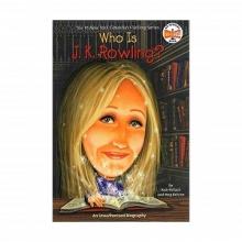 کتاب Who Is J K Rowling