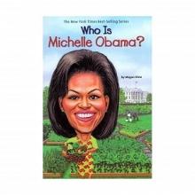 کتاب Who Is Michelle Obama