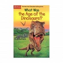 کتاب What Was the Age of the Dinosaurs