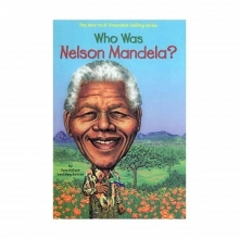 کتاب Who Was Nelson Mandela