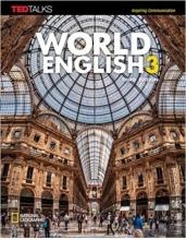 کتاب ورلد انگلیش 3 ویرایش سوم  WORLD ENGLISH 3 3RD EDITION + CD