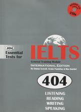 كتاب 404Essential Tests for IELTS General Training Module Book