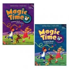 پکیج 2 جلدی کتاب های Magic Time