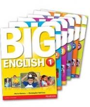 مجموعه 7 جلدي كتاب هاي بیگ انگلیش ویرایش اول Big English