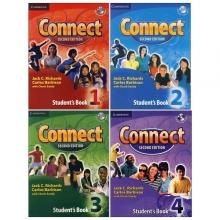 پکیج 4 جلدی کتاب های کانکت ویرایش دوم Connect