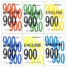 پکیج 6 جلدی  ENGLISH 900