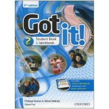 کتاب گات ایت 2 ویرایش دوم  Got It 2 Second Edition