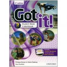 کتاب گات ایت 3 ویرایش دوم Got It 3 Second Edition