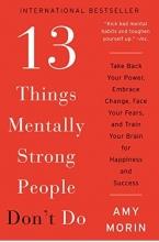 كتاب 13 Things Mentally Strong People Don't Do