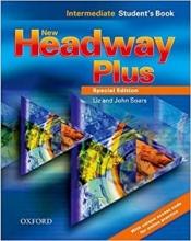 كتاب نیو هدوی پلاس اینترمدیت New Headway Plus Intermediate