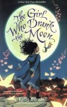 کتاب The Girl Who Drank the Moon