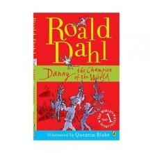 کتاب داستان انگلیسی رولد دال دنی قهرمان جهان Roald Dahl : Danny the Champion of the World