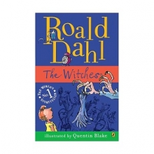 کتاب داستان انگلیسی رولد دال جادوگر ها Roald Dahl :The Witches