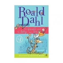 کتاب داستان انگلیسی رولد دال زرافه و پلی و من Roald Dahl : The Giraffe and the Pelly and Me