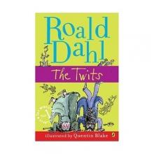 کتاب داستان انگلیسی رولد دال بدجنس ها Roald Dahl : The Twits