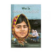 کتاب Who Is Malala Yousafzai