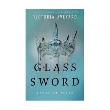 کتاب Glass Sword - Red Queen 2