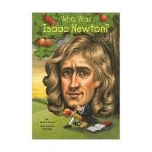 کتاب داستان انگلیسی ایساک نیوتون که بود ?Who Was Isaac Newton