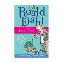 کتاب داستان انگلیسی رولد دال اسیو تروت Roald Dahl : Esio Trot
