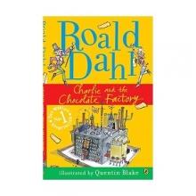 کتاب داستان انگلیسی رولد دال چارلی در کارخانه شکلات سازی Roald Dahl : Charlie and the Chocolate Factory