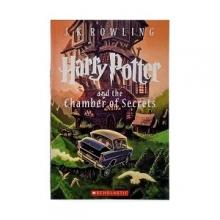 کتاب Harry Potter and the Chamber of Secrets - Harry Potter 2