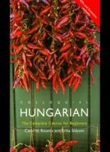 کتاب مجارستانی colloquial hungarian