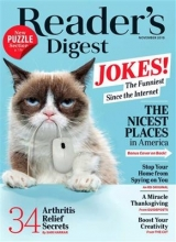 مجله Reader's Digest November 2018