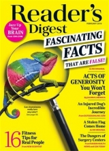 مجله READER'S DIGEST USA - FEBRUARY 2019