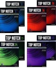 پک کامل کتاب تاپ ناچ ویرایش سوم Top Notch 3rd Edition + CD