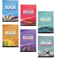 مجموعه 6 جلدی کاتینگ ادج ویرایش سوم Cutting Edge Third Edition