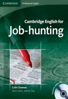کتاب Cambridge English for Job-hunting + CD