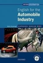 کتاب Oxford English for the Automobile Industry