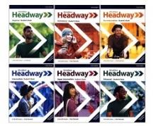 پک کامل هدوی ویرایش پنجم Headway 5th edition + CD