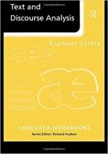 کتاب  Text and Discourse Analysis (Language Workbooks)