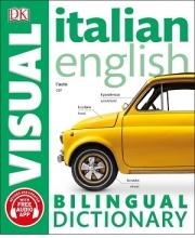 دیکشنری تصویری ایتالیایی Italian English Bilingual Visual Dictionary