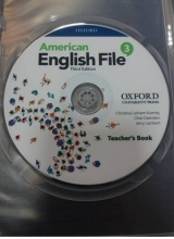 امریکن انگلیش فایل سه ویرایش سوم CD Teachers Book American English File 3rd 3