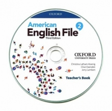 CD Teachers Book American English File 3rd 2