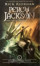کتاب The Lightning Thief Percy Jackson and the Olympians 1