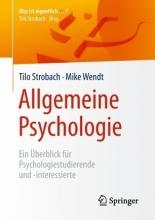 كتاب آلمانی Allgemeine Psychologie