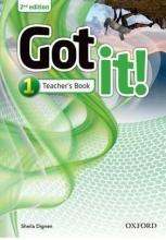 کتاب معلم گات ایت GOT IT! LEVEL 1 TEACHER'S BOOK