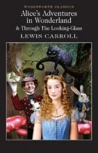 کتاب Alices Adventures in Wonderland and through