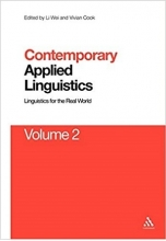 کتاب Contemporary Applied Linguistics Volume 2