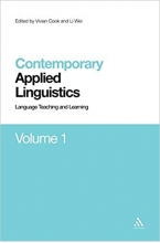 کتاب Contemporary Applied Linguistics Volume 1