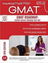 کتاب GMAT Roadmap: Expert Advice Through Test Day