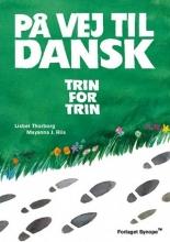 خرید کتاب دانمارکی Pa vej til dansk - trin for trin + CD سیاه و سفید