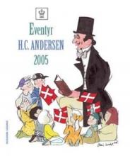 کتاب داستان زبان دانمارکی Eventyr