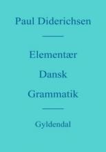 کتاب دستور زبان مقدماتی دانمارکی Elementær dansk grammatik